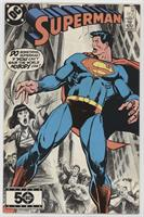 Superman -- Your World is Mine!