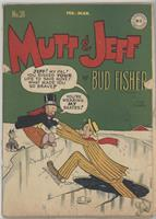 Mutt & Jeff [Good/Fair/Poor]