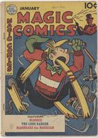 Magic Comics [Readable(GD‑FN)]