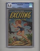 Exciting Comics [CGC5.5]