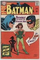 Beware of Poison Ivy!, The perfect crime - slightly imperfect! [Readable(…