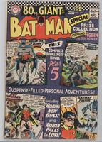 A Prized Collection Starring Robin the Boy Wonder [Readable (GD‑FN)]