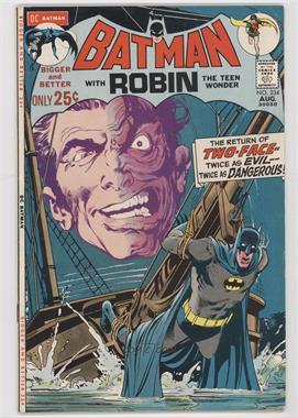 1940-2011 DC Comics Batman Vol. 1 #234 - Half an Evil