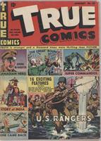 True Comics [Readable(GD‑FN)]