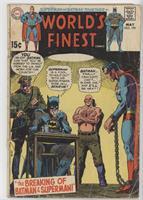 The Breaking of Superman and Batman! ; The Bellboy Wonder! [Good/Fair/Poor]