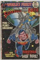 Peril of the Planet-Smashers!; The Inside Story of Robotman!; The Spectacular C…