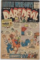 Daredevil Comics [Readable(GD‑FN)]