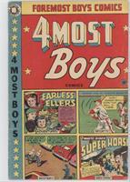 4Most Boys Comics [Readable(GD‑FN)]
