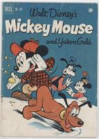 Walt Disney's Mickey Mouse and Yukon Gold [Readable(GD‑FN)]