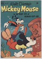 Walt Disney's Mickey Mouse in the Ruby Eye of Homar-Guy-Am