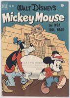 Walt Disney's Mickey Mouse : The Inca Idol Case [Readable(GD‑FN)]