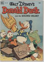 Walt Disney's Donald Duck and the Golden Helmet [Good/Fair/Poor]