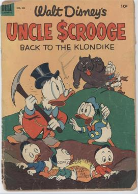 1942-1962 Dell Four Color (Series II) #456 - Walt Disney's Uncle Scrooge