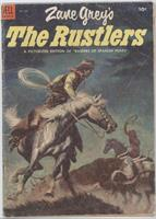 Zane Grey's The Rustlers [Readable(GD‑FN)]