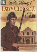 Walt Disney's Davy Crockett at the Alamo
