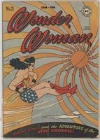 Wonder Woman and the Adventure of the Atom Universe [Good/Fair/Poor]
