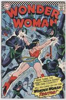 Wonder Woman...Traitor!