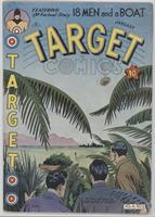 Target Comics [Readable (GD‑FN)]