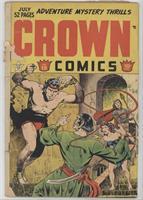 Crown Comics [Good/Fair/Poor]