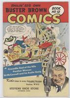 Buster Brown Comics