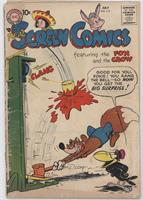 Real Screen Comics [Readable(GD‑FN)]