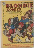 Blondie Comics [Readable(GD‑FN)]