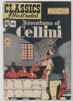 Classics Illustrated #38 - Adventures of Cellini [Good/Fair/Poor]