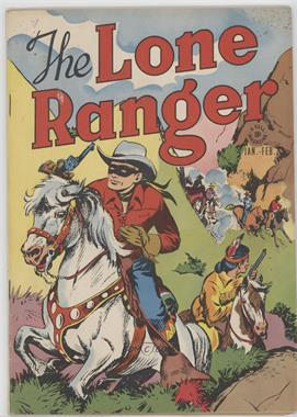 1948-1962 Dell The Lone Ranger Vol. 1 #1 - The Lone Ranger [Readable(GD‑FN)]