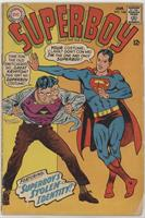 Superboy's Stolen Identity! [Readable (GD‑FN)]
