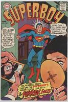 The Fantastic Faces! ; Superboy Meets William Tell!
