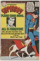 The Runaway Superboy! ; The Superboy Legend ; The Notorious Captain Sinbad Kent…