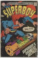 Superboy's Darkest Secret! [Good/Fair/Poor]