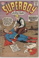 Superboy's Greatest Hoax! [Readable (GD‑FN)]