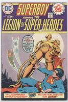 The Legionnaires Who Haunted Superboy ; Welcome Home, Daughter ... Now Die! [Re…