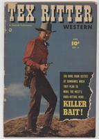 Tex Ritter Western [Readable(GD‑FN)]