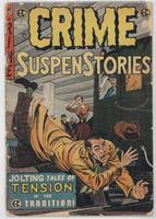 Crime Suspenstories [Good/Fair/Poor]