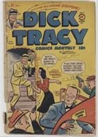 Dick Tracy [Good/Fair/Poor]