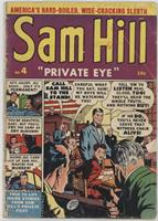 Sam Hill Private Eye [Good/Fair/Poor]