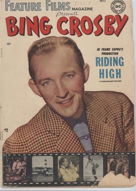 1950 DC Comics Feature Films #2 - Feature Films