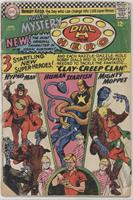 The Clay-Creep Clan; The Devil Men of Pluto [Readable(GD‑FN)]