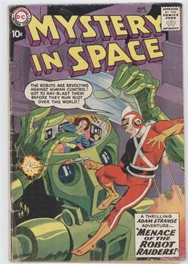 1951 - 1981 DC Comics Mystery in Space #53 - Mystery in Space [Readable(GD‑FN)]