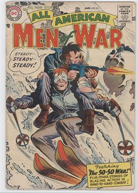1952-1966 DC Comics All-American Men of War #41 - All-American Men of War