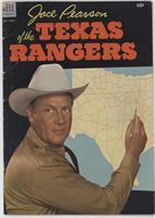 Jace Pearson of The Texas Rangers [Readable(GD‑FN)]