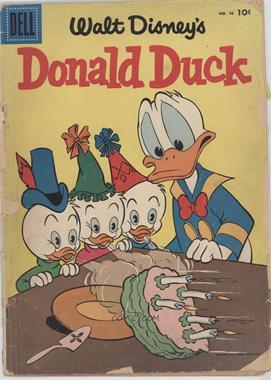 1952 - 1962 Dell Donald Duck #46 - Secret of Hondorica