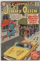 Jimmy Olsen's Weirdo Wedding! [Readable(GD‑FN)]