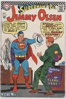 The Murder of Clark Kent! [Readable(GD‑FN)]