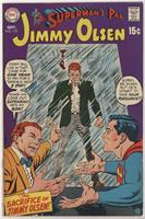 The Sacrifice of Jimmy Olsen!; The Robber Robot!; The Puzzles of Space and Time…