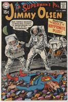 Jimmy Olsen - - Traitor!; The Mystery of Kryptonite Plus! [Collectable (FN…