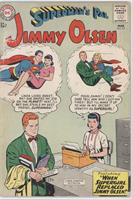 When Supergirl Replaced Jimmy Olsen! [Readable (GD‑FN)]