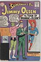 The Team of Olsen and Brainiac! [Good/Fair/Poor]